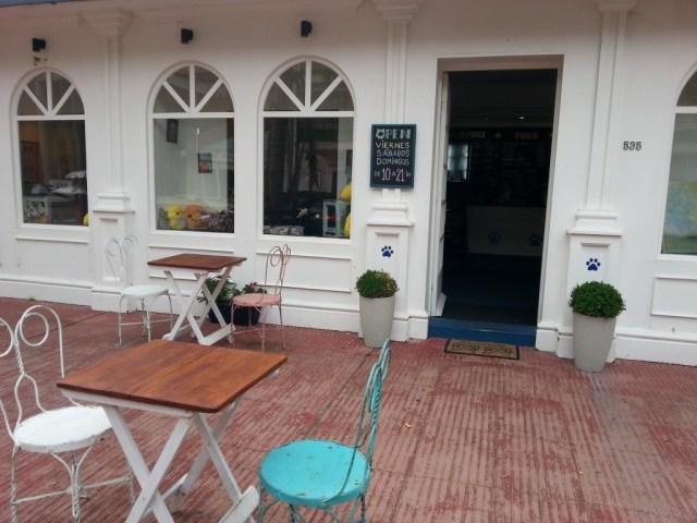 Adrianuzca's Cat Café