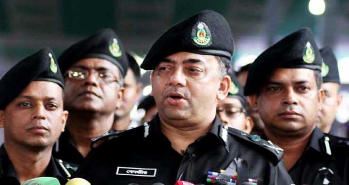 RAB DG vows to curb down militancy | Bangladesh | ABnews24