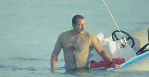 احمد السقا في رامز قرش البحر