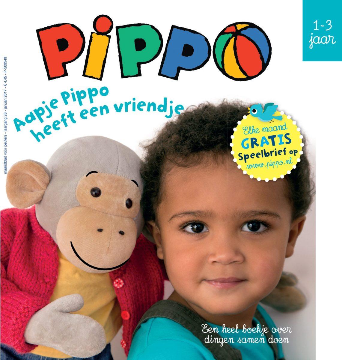 pippo actie half jaar abonnement 6 nummers abo