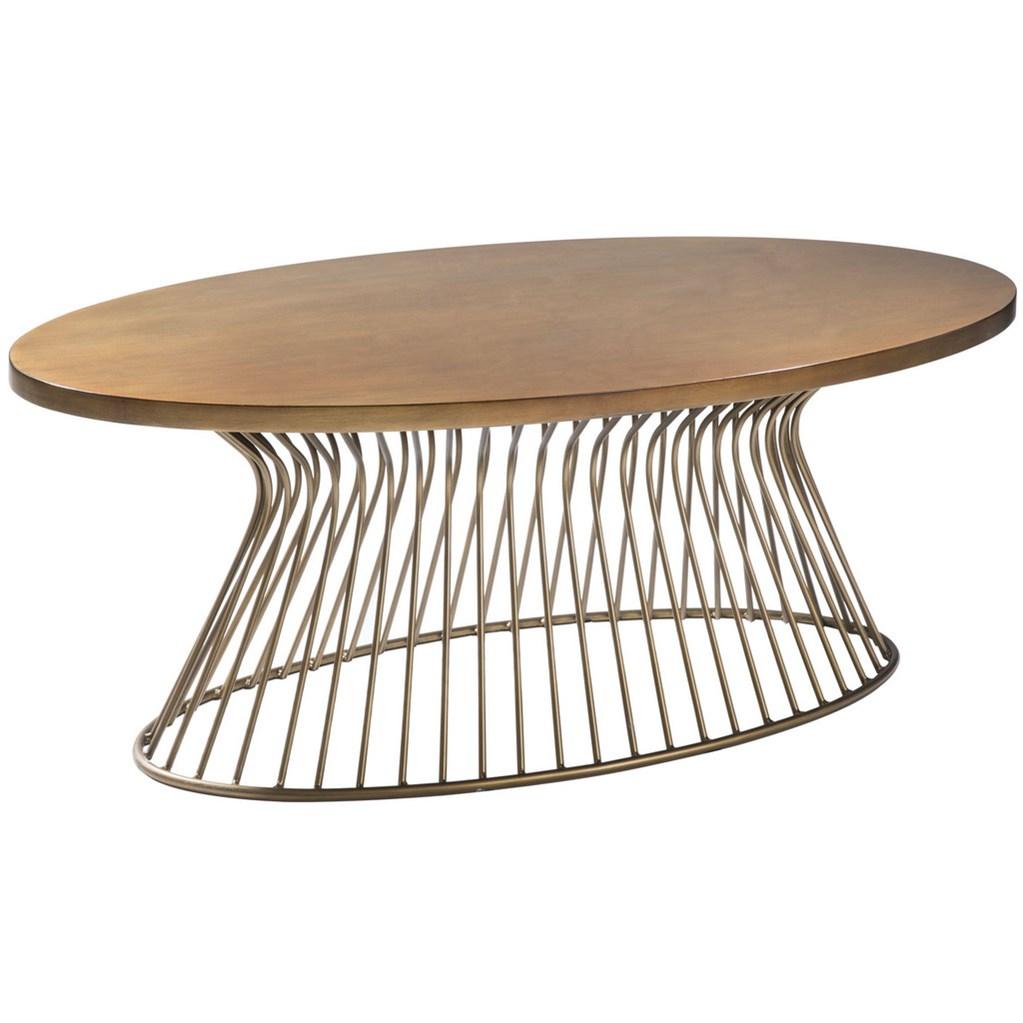 mercer coffee table