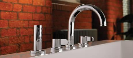Kitchen taps mixers