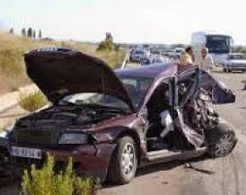 siniestro total por accidente de tráfico en tenerife