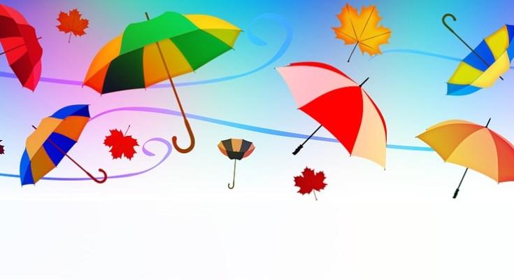 Umbrellas - Mary Poppins