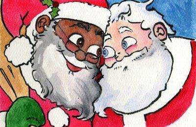 Santa's Husband
