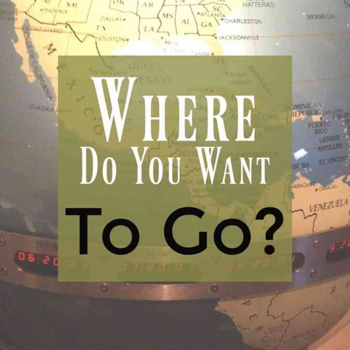 Travel Intentionally