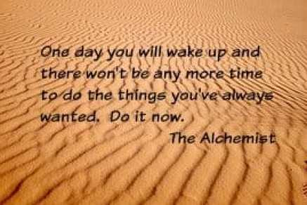 The Alchemist Quote