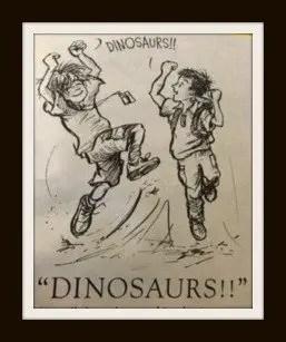 Dinosaur Cove book series