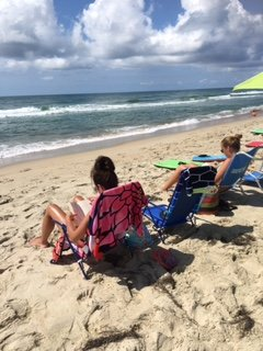 Family Vacation reading