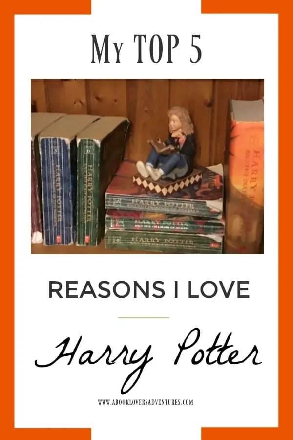 magic of Harry Potter