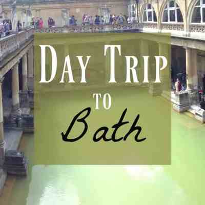 How to Plan your perfect Day Trip to Bath