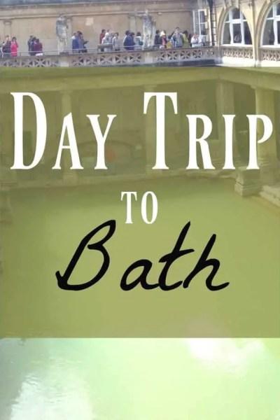 day trip bath