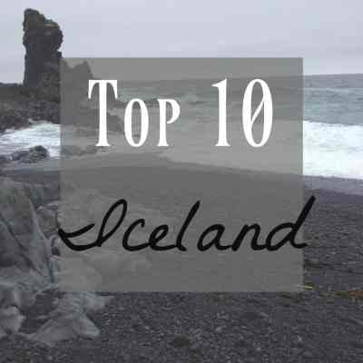 Our Iceland Stop-Over Adventure ~ Top 10 Favorite Things!
