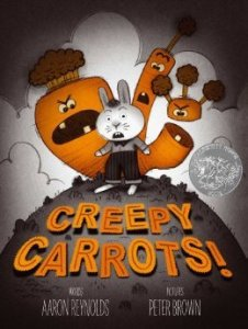 creepy carrots picture book