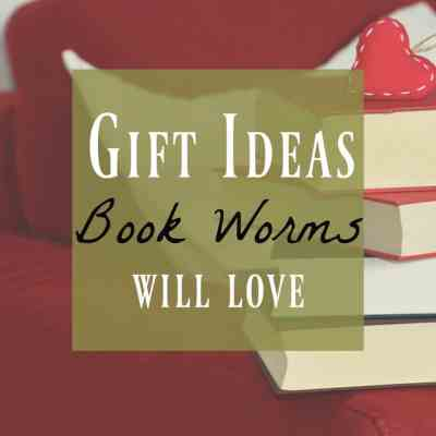 9 Awesome Gift Ideas for the Book Lover in Your Life!