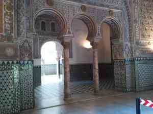 Moorish Palace Alcazar