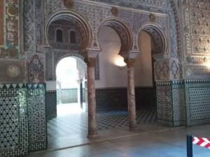 Moorish Palace Alcazar