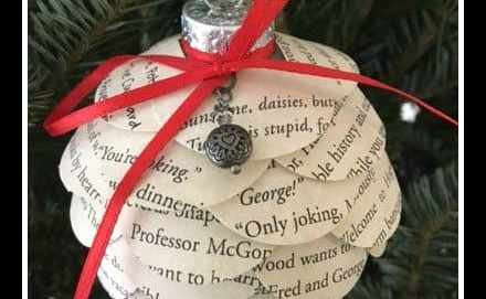 DIY Easy Harry Potter Christmas Ornaments You'll Want to Make