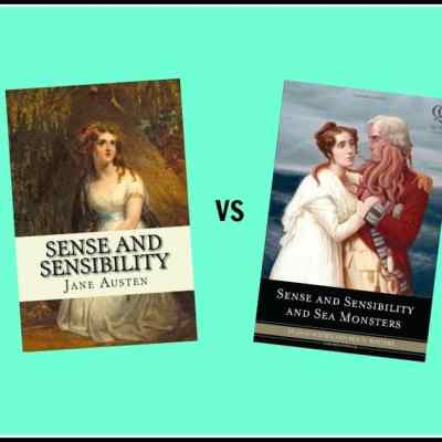 Sense and Sensibility and Sea Monsters – Book Review