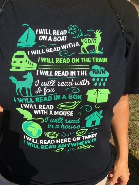 Dr. Seuss shirt