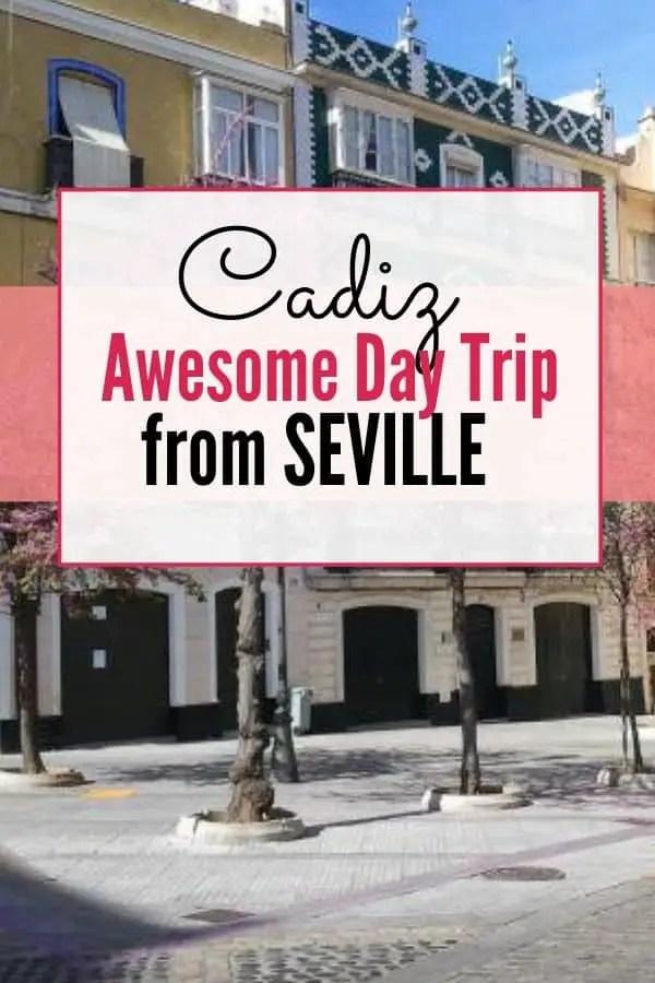 day trip to Cadiz Spain