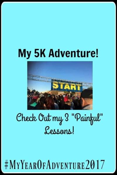 5K adventure