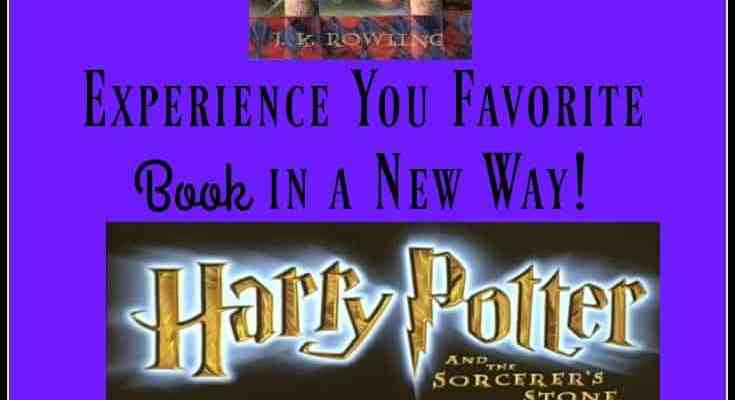 How to Experience Your Favorite Books in a Whole New Way!