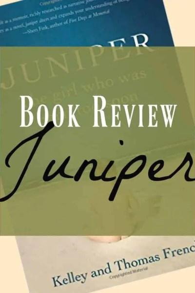 Juniper Book Review