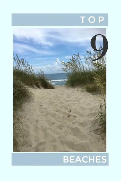 PIN beaches