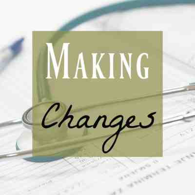 The Bottom Line When You Have to Make Changes!