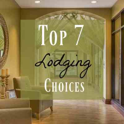 Top 7 Travel Lodging Options for Family Vacation!