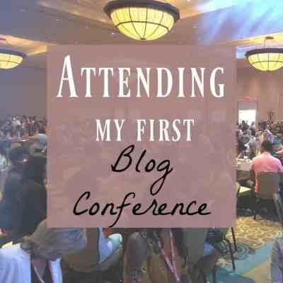 What I Loved About My First Blogging Conference!