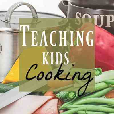 The Surprising Rewards of Actually Teaching Kids Cooking