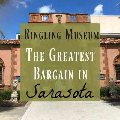 The Ringling Museum ~Visit the Fascinating & Unique Museum