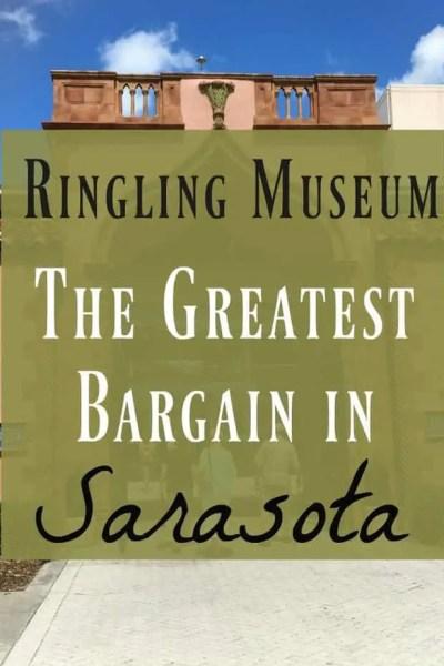 The Ringling Museum ~Visit the Fascinating & Unique Museum