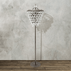 Reading nook floor lamp