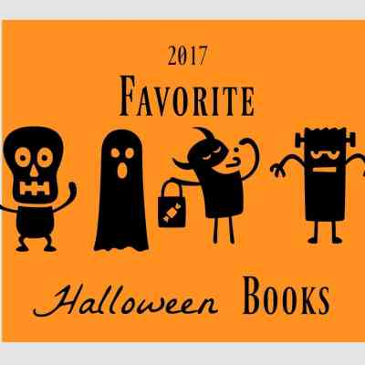 Halloween Books ~ My Favorite Halloween Picture Books ~ 2017