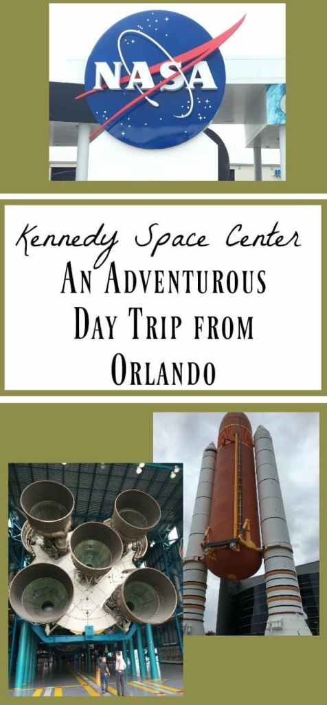 Kennedy Space Center from Orlando