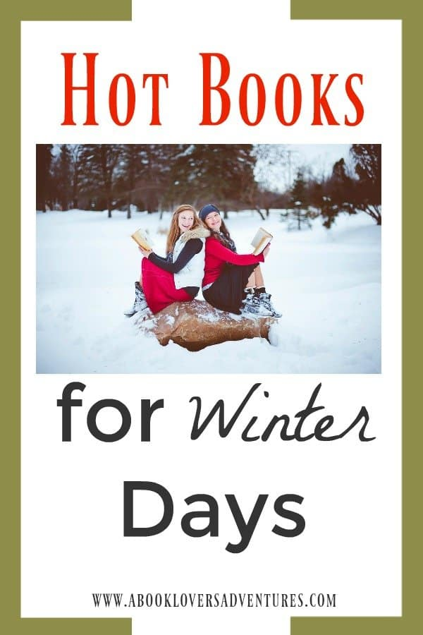 hot books for winter days