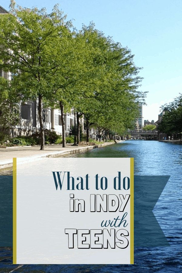 river front in Indianapolis, what to do in Indianapolis with Teens