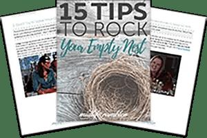 rock your empty nest