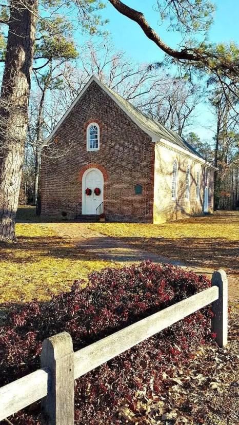 Merchant's Hope church