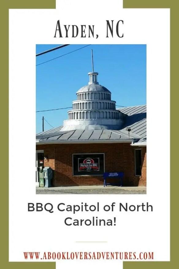 Ayden, NC hometown tourist project