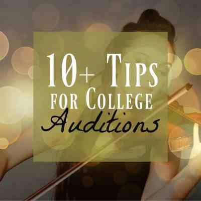 10+ College Audition Tips you Need to Know for an Amazing Experience