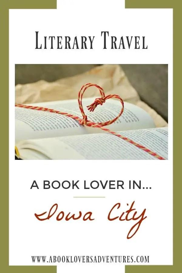 Book Lover in Iowa city