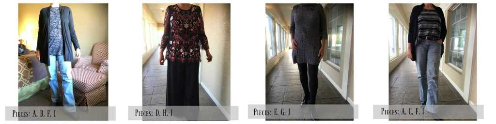 Travel Lite clothes for Weekend Wedding