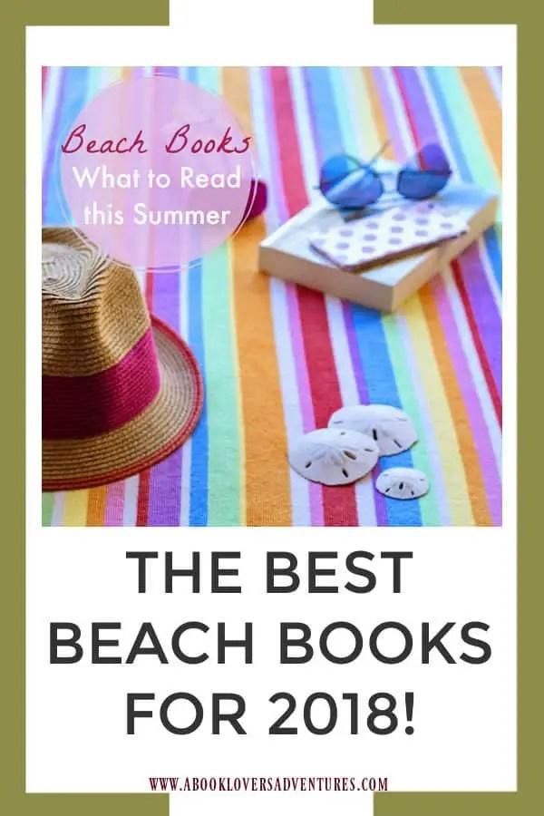 best summer beach reads of 2018