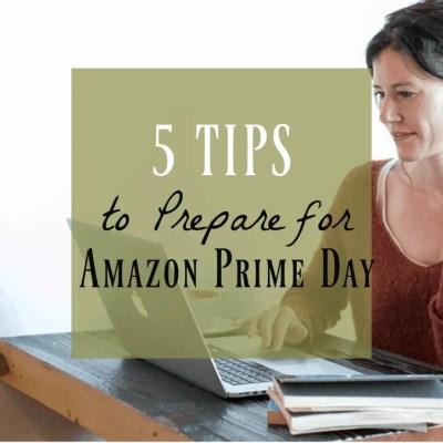 Prime Day Sales – 5 Tips to Prepare for Amazon Prime Day!