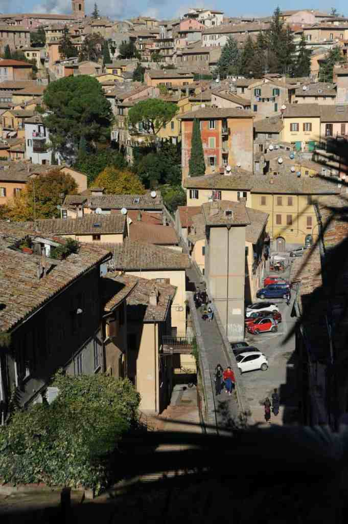the medieval aqueduct system - things to do in Perugia