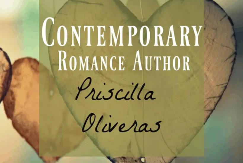 Contemporary romance books by Priscilla Oliveras